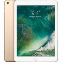 Refurbished Apple iPad 5th Generation (Refurbished) 128GB WiFi, Gold