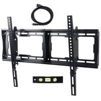 """VideoSecu Tilt TV Wall Mount for Most LG 32 39 40 42 47 49 50 55 60 65 70"""" LCD LED Plasma Flat Panel Screen HDTV BG3"""