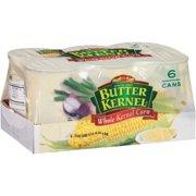 Butter Kernel Whole Kernel Corn, 15 oz, 6 count