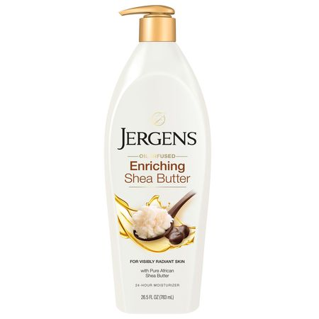 Eo Natural Shea Butter (Jergens Shea Butter Lotion, 26.5 oz )