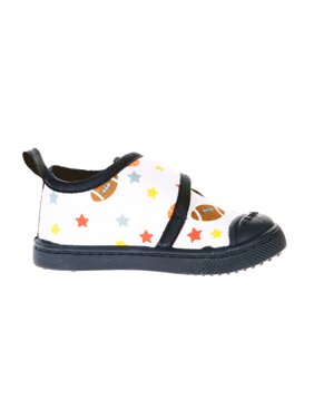 Baby Boy's Printed Hook and Loop Casual Shoe