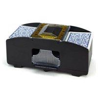 Brybelly 2-deck Automatic Card Shuffler