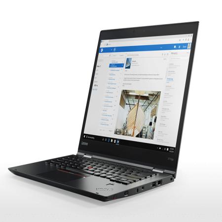 Lenovo ThinkPad X1 Yoga 2 Multimode Ultrabook - Windows 10 Pro - Intel i7-7500U, 512GB SSD, 8GB RAM, 14