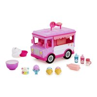 Num Noms Glitter Lip Gloss Maker Truck Playset with Scented Glitter Lipgloss