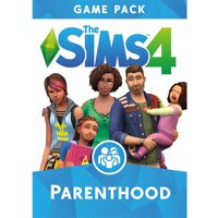 Electronic Arts The Sims 4 Parenthood (email delivery)