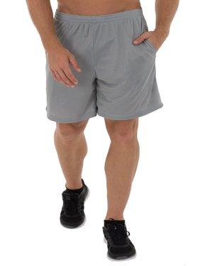 Athletic Works Men's Activewear Performance Rice Hole Mesh Short