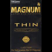 Trojan Magnum Thin 12ct