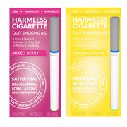 Harmless Cigarette | New Smoking Cessation Product To Help You Quit Smoking Easy & Naturally. Now Better Than Patches, Gum, Pills, Spray, Lozenges, Tea & Magnet.