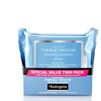Neutrogena Makeup Remover Cleansing Face Wipes, 25 sheets