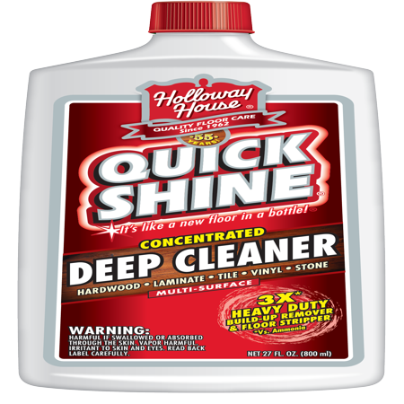 Pan Concentrate (Quick Shine Concentrated Deep Cleaner; 27 oz. )