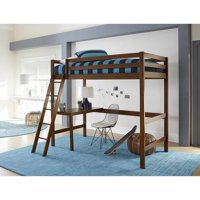 Hillsdale Caspian Twin Study Loft, Multiple Colors