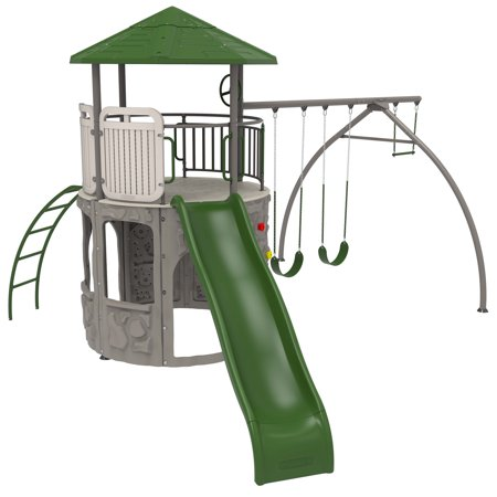 Lifetime 290633 Adventure Tower Playset