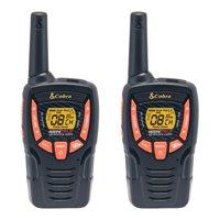 Cobra Cxt385 23-Mile 2-Way Radios Walkie Talkies, 2-Pack