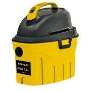 Best Wet/Dry Vacuums - Stanley Wet/Dry Vacuum, 3 Gallon, 3 Horsepower Review