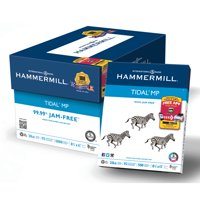 Hammermill Everyday Copy and Print Paper, 92Bright, 20lb, Letter, 500 Shts/Ream, 10 Ream/CT