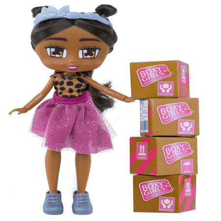 Boxy Girls Doll Nomi](Rabbids Invasion Doll)