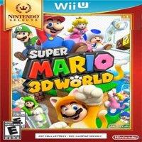 Nintendo Selects: Super Mario 3D World, Nintendo, Nintendo Wii U, 045496904234