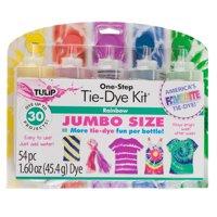 Tulip One-Step 5-Color Rainbow Tie-Dye Kit