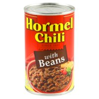 (6 Pack) Hormel Chili with Beans, 25 Ounce