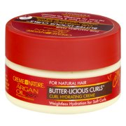 Creme Of Nature Butter-Licious Curls Hydrating Creme, 7.5 OZ