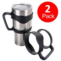 2pcs Handles for Tumblers 30-Ounce Ozark Trail, Yeti Rambler 30 oz,RTIC 30 oz,Sic Rambler Travel Cup