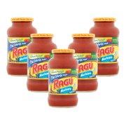 (5 Pack) Ragú Old World Style Marinara Pasta Sauce 24 oz.