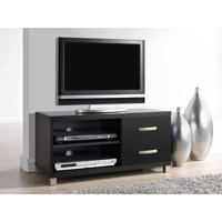 "Techni Mobili 36"" Modern TV Stand with Storage for TVs up to 44"", Black (RTA-8896-BK)"