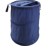Mainstays Sprial Pop-Up Laundry Hamper with Lid