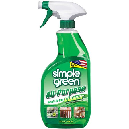 (3 Pack) Simple Green All-Purpose Cleaner, 32 fl (Simple Sparkle)