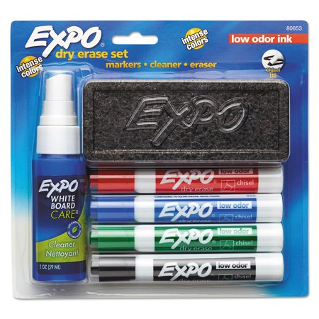 Expo Dry Erase Set, 1.0 CT Dry Erase Board Set