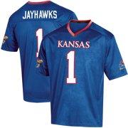 Toddler Russell Royal Kansas Jayhawks Replica Football Jersey fce7bf614