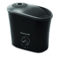 Honeywell Top Fill Warm Mist Humidifier Black, HWM340B