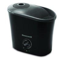 Honeywell Top Fill Warm Mist Humidifier Black, HWM340B