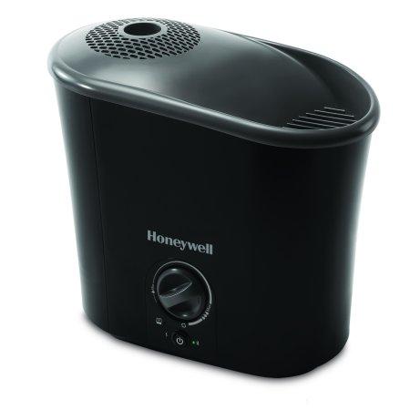 Honeywell Top Fill Warm Mist Humidifier Black,