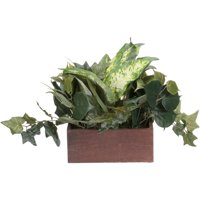 Artificial plants walmart product image green ivy mixed pot mightylinksfo