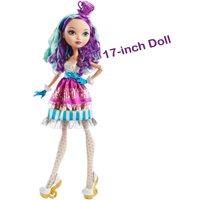 """Ever After High Way To Wonderland Madeline Hatter 17"""" Doll"""