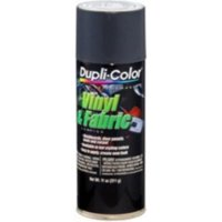 Krylon HVP111 Dupli Color Vinyl & Fabric Spray High Performance Charcoal Gray 11 Oz. Aerosol