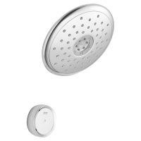 American Standard Spectra+ eTouch 2.5 GPM 4-Function Round Shower Head in Chrome