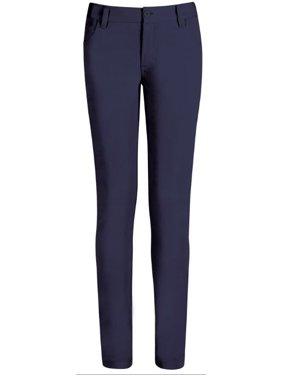Girls 5-Pocket Stretch Skinny Pant School Uniform Approved (Little Girls & Big Girls)