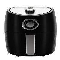Emerald Compact Air Fryer 1000 Watts with Rapid Air Technology 2.0L with Slide Out Pan & Basket (1800)