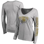 e1a132963 UCF Knights Fanatics Branded Women's 2019 Fiesta Bowl Bound Cover Long  Sleeve T-Shirt -