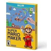 Super Mario Maker, Nintendo, Nintendo Wii U, 045496903756