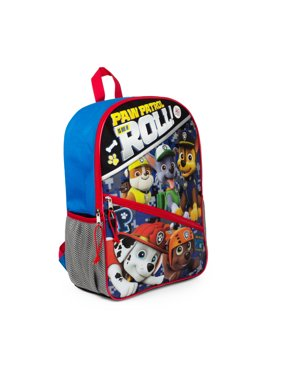 "16 "" Paw Patrol Blue Backpack"