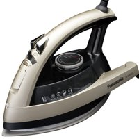 Panasonic 360Degrees Quick Multi-Directional Steam/Dry Iron with Ceramic Soleplate
