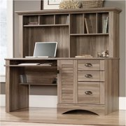 e2b61c7be58e Pemberly Row Computer Desk with Hutch in Salt Oak. Product Variants  Selector. Price
