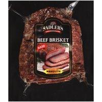 Sadler's Smokehouse Seasoned Beef Brisket, 1.0-1.6 lb