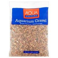 (2 Pack) Aqua Culture Small Pebbles Neutral Aquarium Gravel, 5 lb