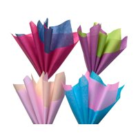 American Greetings Multicolored Tissue Paper, 40 Sheets
