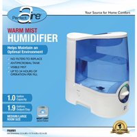 Perfect Aire 1.0-Gallon Warm Mist Humidifier