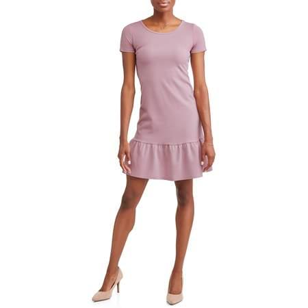 Drop Dress Size 6 Day - SHIRA PEARLA Women's Drop Waist Dress